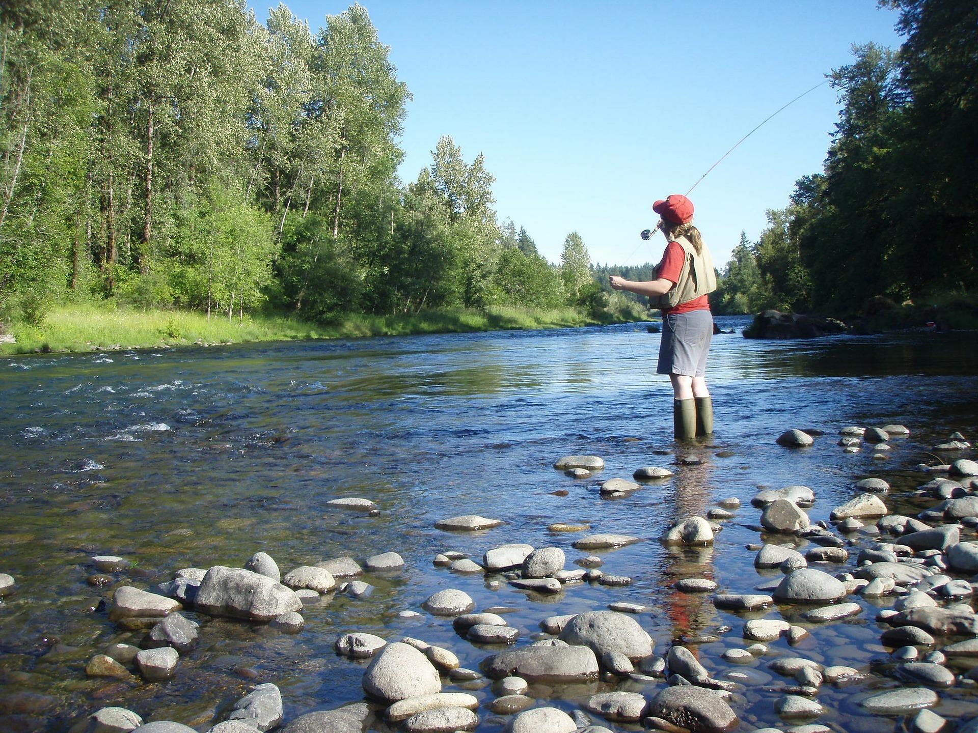 Flugfiske – ett mycket gammalt sportfiske